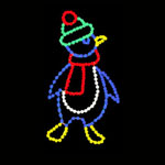 PENGUIN STANDING LED